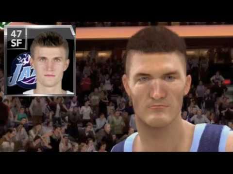 NBA 2K9 vs NBA Live 09 vs NBA 09 Face Comparison