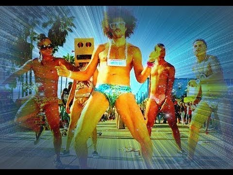 LMFAO - Sexy And I Know It Music Video (KSic)