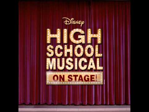 We're All In This Together INSTRUMENTAL - Stage Song (High School Musical)