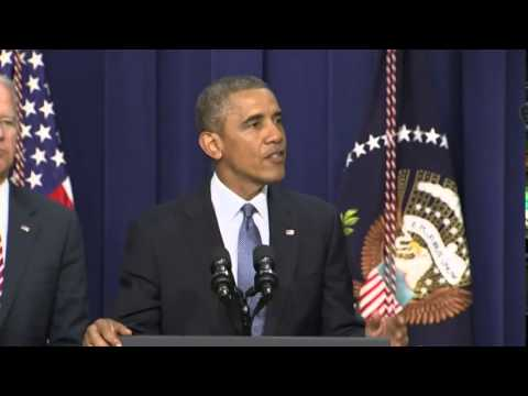 Obama Signs Workforce Training Law 7/22/14   (Middle Class)