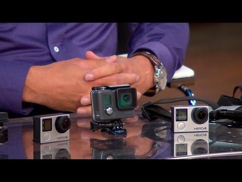 GoPro CEO reveals new POV action camera