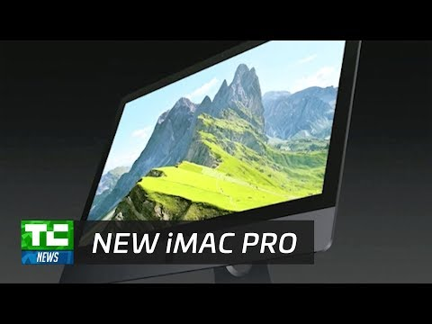 Apple announces the iMac Pro and upgrades to the iMac - UCCjyq_K1Xwfg8Lndy7lKMpA