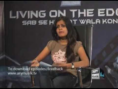 Living on the edge Waqar's Den EPISODE 2 AUDITIONS (21TH JAN 2010) PART8.wmv
