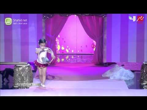 Arabs Got Talent - إيما مفوض- عرض النصف نهائيات