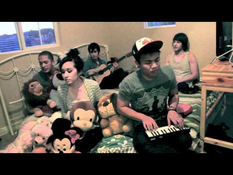 Grenade (Cover) - AJ Rafael Cathy Nguyen