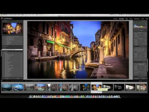 Lighroom 4 tutorial - Travel Photography Retouching Introduction