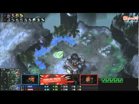 SC2 | ROG Jaedong vs INnovation Bo 5 Set 3