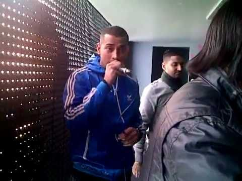 Garry Sandhu singing Sahan to Pyariya Leicester Republic