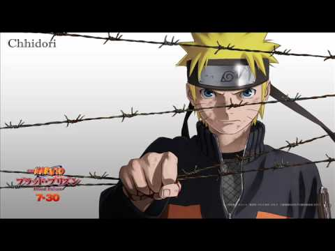 Naruto Shippuden Blood Prison OST - 12 - Gold-Brocaded Damask