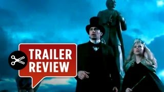 Instant Trailer Review - Oz the Great and Powerful NEW TRAILER (2013) - Wizard of Oz Movie HD