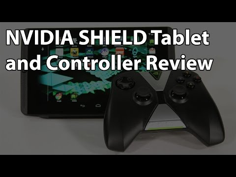 NVIDIA SHIELD Tablet and Controller Review - Android Gaming Makes a Move