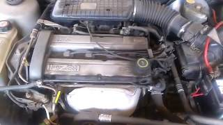 ДВС (Двигатель) в сборе Ford Mondeo II (1996-2000) Артикул 50945079 - Видео