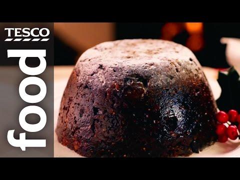 How to Make Christmas Pudding | Tesco Food