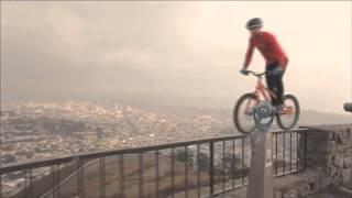 Danny MacAskill-Around the world 2014
