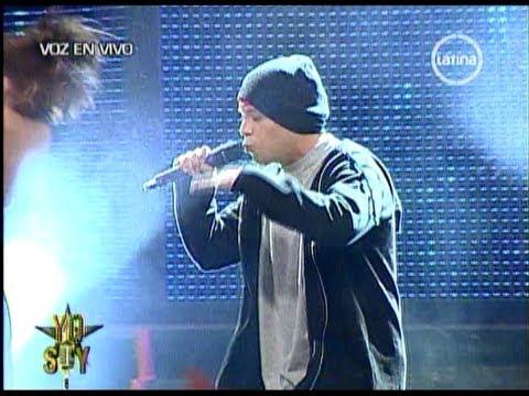 """Yo soy EMINEM 20-07-2012 peru - Completo CRITICAS """" Not Afraid """" - Yo soy 20 julio. yo soy peru"""