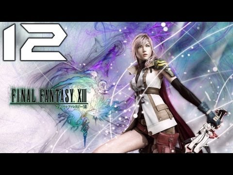 ★ Final Fantasy XIII English Walkthrough - Episode 12 - Chapter 2 - Open Doors Beckon!