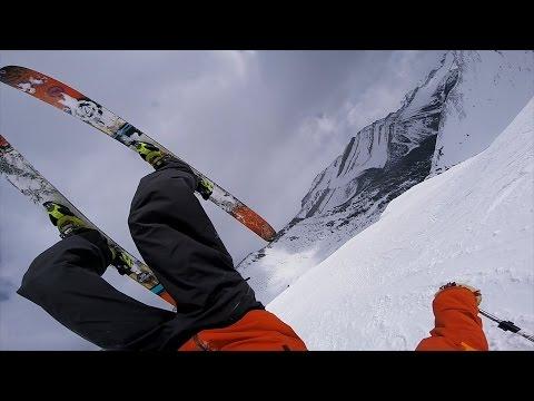 GoPro Line of the Winter: Braden Bester - Canada 4.3.15 - Snow