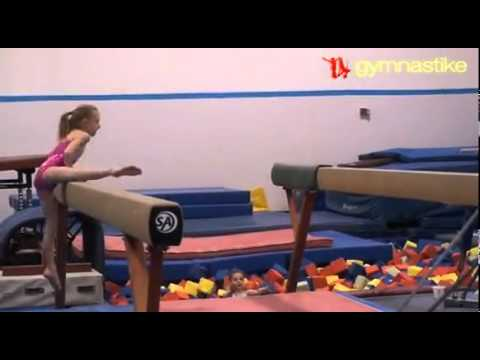 Jordyn Wieber and Twistars USA Pre-American Cup Workout Wednesday