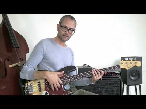 4. Slap bass lesson - beginner/intermediate