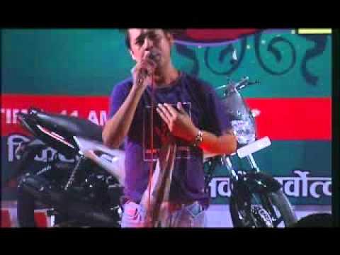 Pahadko Chuk Chuke....ram krishna dhakal@kalika fm music award 2068
