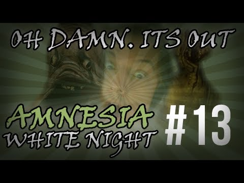 Amnesia the Dark Descent gameplay - WHITE NIGHT Part 13 WooooooooW