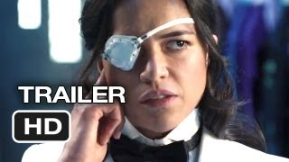Machete Kills Official Trailer (2013) - Danny Trejo, Charlie Sheen Movie HD