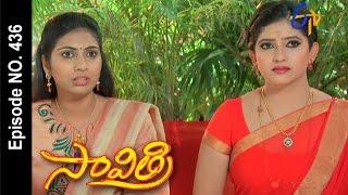 Savithri 25-08-2016 | E tv Savithri 25-08-2016 | Etv Telugu Serial Savithri 25-August-2016 Episode