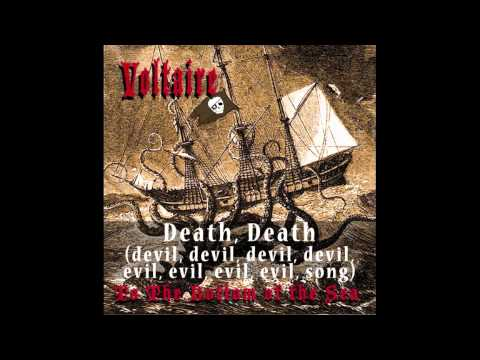 Death Death (Devil, Devil, Evil, Evil, Song) by Voltaire (OFFICIAL)