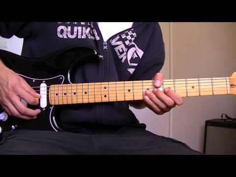 Cours de Guitare : Solo rock et blues, premiers pas en improvisation.