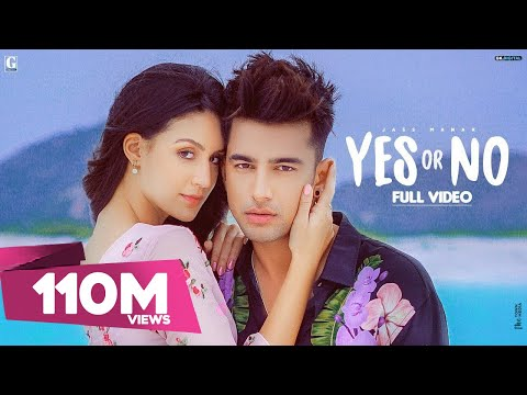 YES OR NO : Jass Manak (Official Video) Satti Dhillon | Latest Punjabi Songs 2020 | Geet MP3