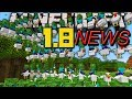 Minecraft News: 1.8 Baby Zombie Chicken Jockey, Broken Launcher, Jeb's Survival Adventure, View Fix
