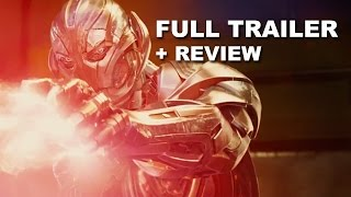 Avengers 2 Age of Ultron Official Trailer 2 + Trailer Review : Beyond The Trailer