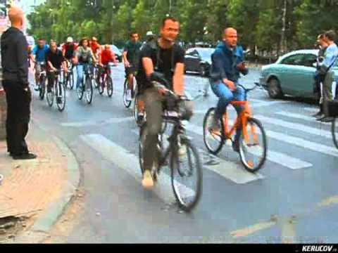 VIDEOCLIP BikeWalk Romania 4 septembrie 2010 - Pentru ca suntem multi!