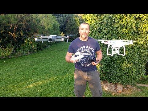 Which Drone?  Phantom 3 Standard vs Mavic Pro side by side