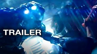 Battleship International Trailer - Liam Neeson, Taylor Kitsch Movie (2012) HD