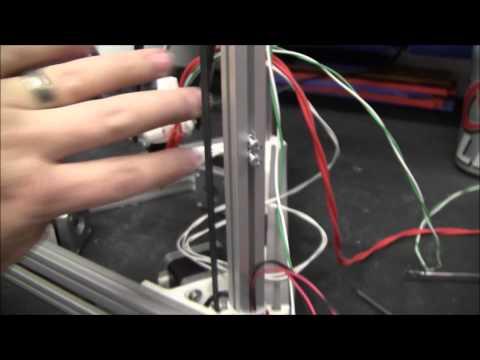 Kossel Mini 3D Printer Electronics