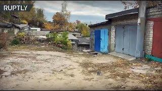 Путь Лизы Киселёвой до школы — видео (14.10.2019 02:29)