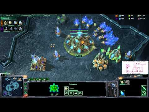 (HD284) Laukyo vs Adelscott -TvP- Starcraft 2 Replay [FR]