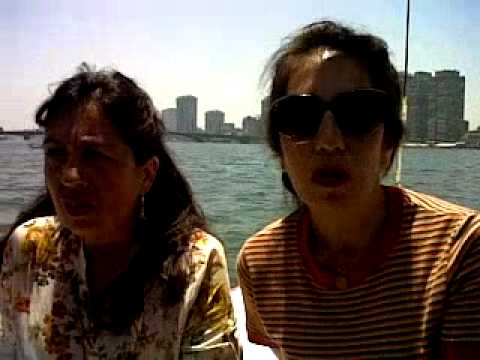 Navegando por el Nilo