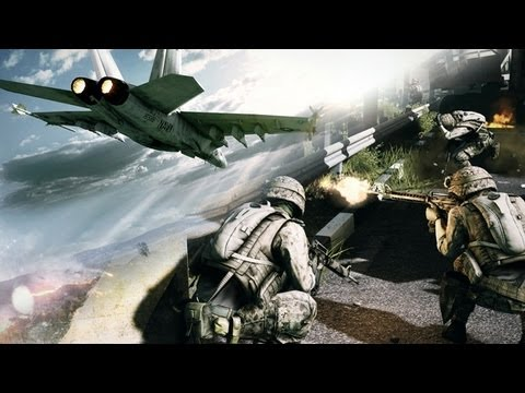 Battlefield 3 - Multiplayer-Trailer: Caspian Border (Gameplay)