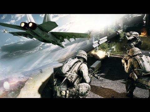 Battlefield 3 - Multiplayer-Trailer: Caspian Border (Gameplay)