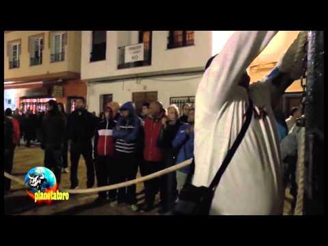 2015 02 07 CANET D EN BERENGUER SEGUNDA EMBOLADA JOSE LUIS MARCA BOU DE SANT ANTONI