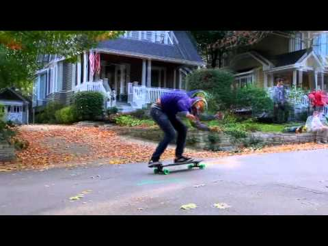Guapo Beast Freeride Longboarding