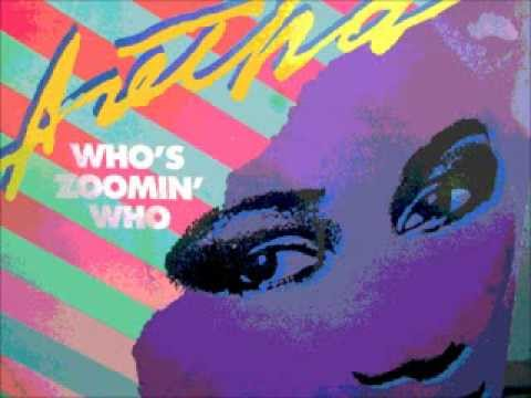 Aretha Franklin  - Who`s zooming who (12
