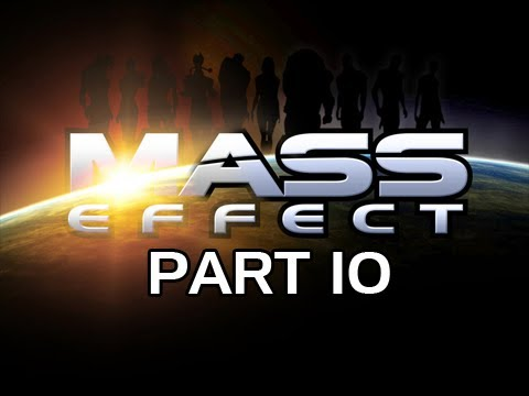 Mass Effect Gameplay Walkthrough - Part 10 MAKO = Frustration Let's Play