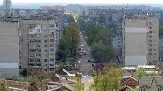 Панорамы Житомира: Ватутина, Щорса, Домбровского, Олиевка, Центр