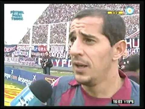 San Lorenzo vs Instituto (1-1) -Final del Partido -Promocion 2012