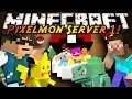 Minecraft Pixelmon Server : THE SERIES BEGINS!