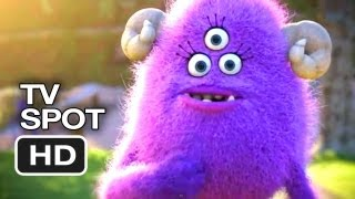Monsters University Official TV Spot - Imagine You at MU (2013) - Pixar Prequel HD