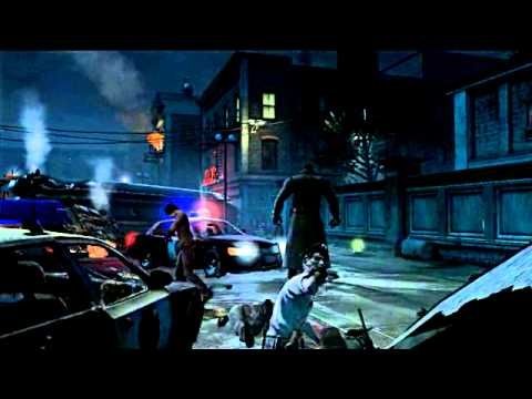 Resident Evil Operation Raccoon City | announcement trailer (2011)